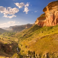 New images: South Africa & Lesotho