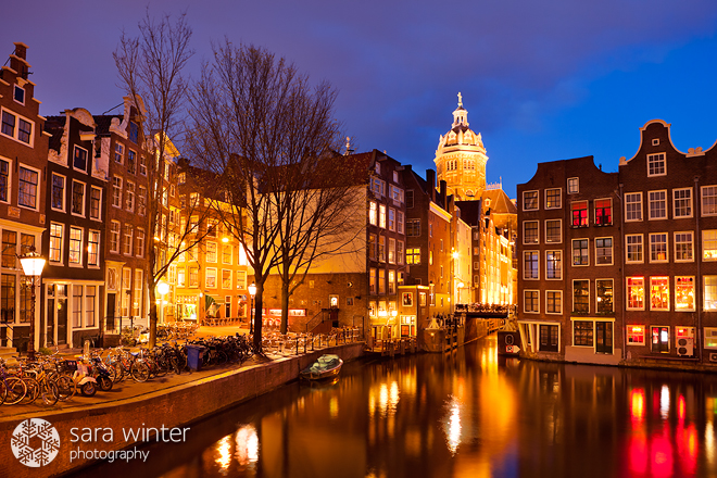 Sara Winter Landscape Photography Photo Amsterdam