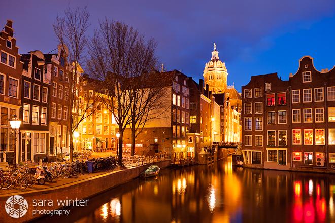 Sara Winter Landscape Photography Photo Amsterdam